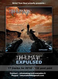 Promo Expulsed Flyer