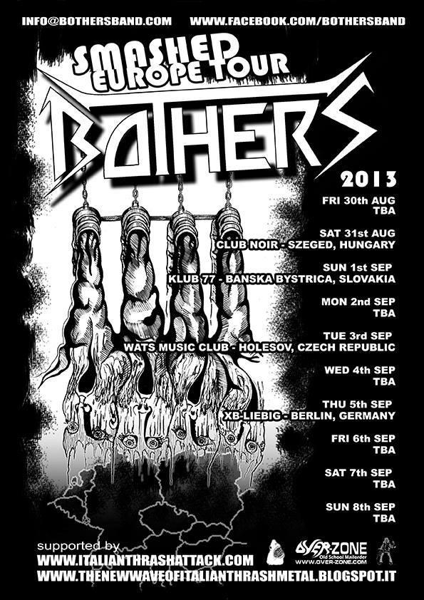 Bother Europe Tour