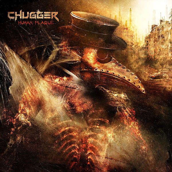 Chugger Human Plague Cover